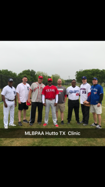 hutto clinic group players pic